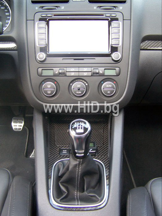 Vw golf mk5 interior trim kit for Interior trim materials