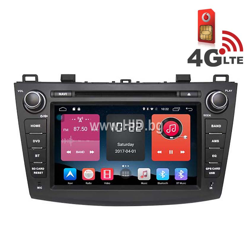 отзывы multimedia gps sat navi navigation mazda 3
