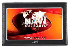 "Navi Bulgaria 5"" GPS Навигация 500Mhz, Windows CE 6, Bluetooth"
